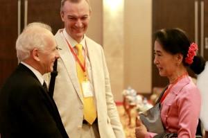 JAMIL&AUNG SAN SUU KYI